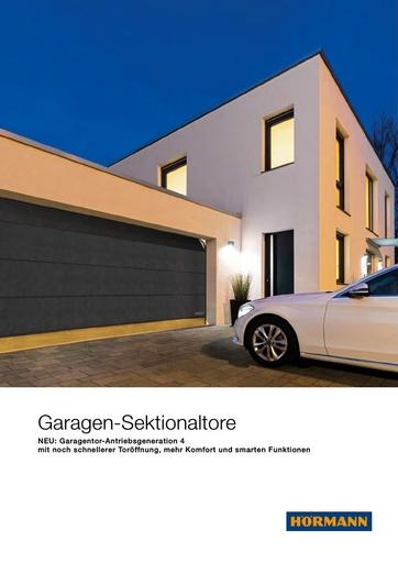 85184 Garagen Sektionaltore DE
