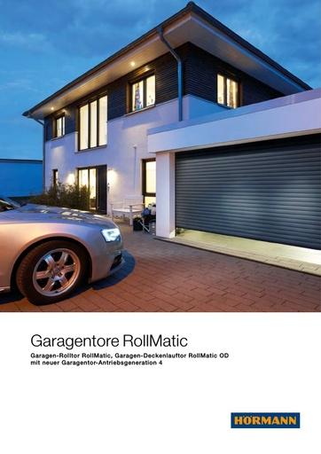 85900 Garagentore RollMatic DE
